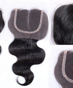 Virgin Hair Lace Closure Body Wave
